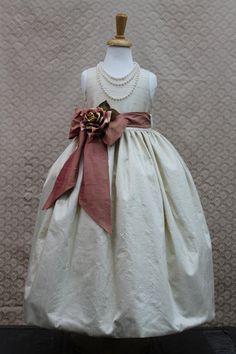flower girl dress!