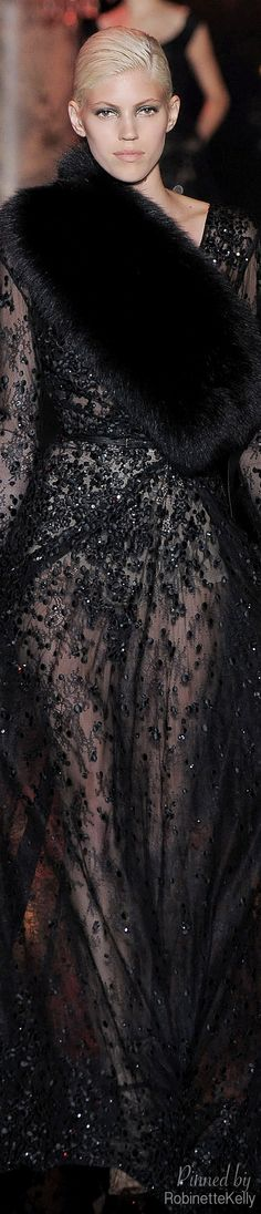 Elie Saab Haute Couture   F/W 2014-15