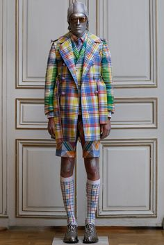 Thom Browne Spring 2013 Menswear Collection Photos - Vogue