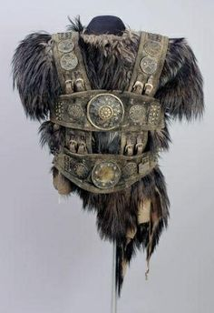 Image result for leather armor fur