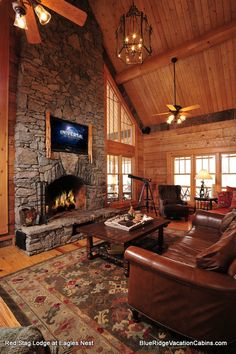 Blue Ridge Mountain Rentals features the Best Boone NC Cabin Rentals, Blowing Rock Cabin Rentals, Banner Elk Cabin Rentals with hot tubs, great views, etc. Boone Nc Cabin Rentals, Blowing Rock Nc, Blue Ridge, Great View, Game Room, Luxury Homes, Rustic, Red, Home Decor