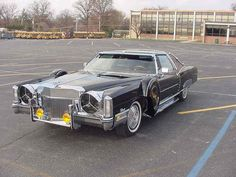 Counts Kustoms Cadillac Superflys car 1971