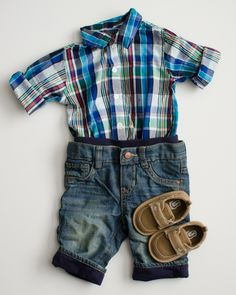preppy baby boy outfit