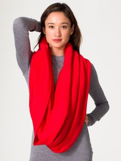 The Unisex Circle Scarf   Accessories   New & Now's Men   American Apparel
