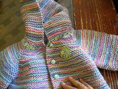 Suéter con gorra niño 1 año