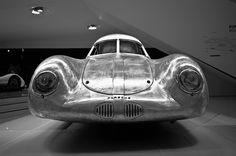 Porsche Type 64, 1939