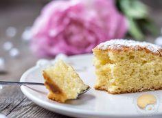 Angel food cake (ou le gâteau hyper moelleux qui vous transporte sur un nuage) - Sucre d'orge et pain d'épices