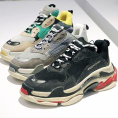 Balenciaga Triple S Pre-Order Now Available at Colette
