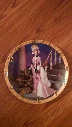 A Barbie Clock