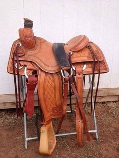 Handmade Olin Young Cowhorse / Roper