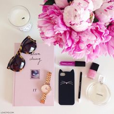 THE PINK DIARY » PINK PEONIES