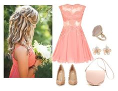 """""""Secret"""" by lovettaa on Polyvore featuring Valentino, Mixit and Topshop"""