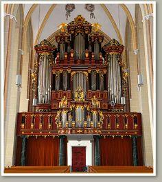 St. Walburgiskerk Zutphen  Hans Henrich Bader,   c. 1639