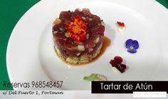 Nuestra propuesta para hoy es :Tartar de Atún Reservas 968458547