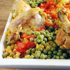 Arroz Con Pollo from all Spanish Countries on Pinterest | Arroz Con ...