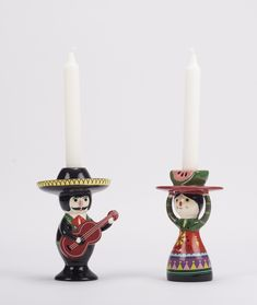 This Mexicano candlestick holder is wonderfully retro and would fit perfectly in a characterful home. Slot your candle of choice into the hole in the watermelon, ignite and enjoy. Candlestick Holders, Candlesticks, Kitchen Candles, Christmas 2017, Kitsch, Birthday Candles, Watermelon, Pottery, Retro