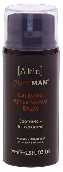 A'kin PureMAN Calming After Shave Balm