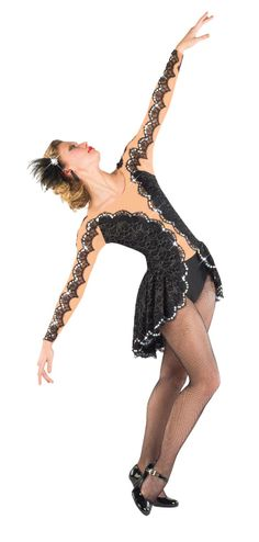 Costume Gallery: Urban/Tap - Musical Show Jazz - Open Production Dance Costume Details