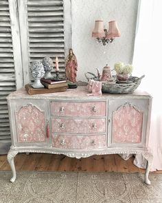 Pretty systematized diy shabby chic home decor Buy now! (Also Purchase Now! Refurbished Furniture, Repurposed Furniture, Shabby Chic Furniture, Furniture Makeover, Vintage Furniture, Painted Furniture, Home Furniture, Furniture Online, Furniture Refinishing