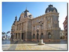 Ayuntamiento. Cartagena. España