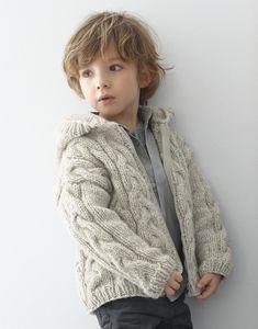 Knitting patterns free kids boys children Ideas for 2019 - Kostenlos Baby Knitting Patterns, Baby Cardigan Knitting Pattern, Baby Patterns, Knitting Ideas, Crochet Patterns, Crochet For Boys, Knitting For Kids, Free Knitting, Boy Crochet