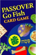 Passover Go Fish Card Game