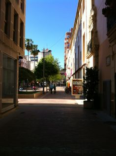 Gandia in Valencia