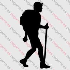 Pegame.es Online Decals Shop  #sport #hiking #mountaineering #hiking #mountain #vinyl #sticker #pegatina #vinilo #stencil #decal