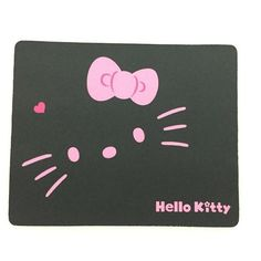 905e683b5 1PC Alfombrilla Raton Hello Kitty Mouse Pad Gaming Keyboard Pad Laptop  Computer Mouse Pad Pink Black Colors Available
