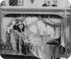 """Theda Bara ( July 29, 1885 – April 7, 1955), born Theodosia Burr Goodman, was an American silent film actress – one of the most popular of her era, and one of cinema's earliest sex symbols. Her femme fatale roles earned her the nickname """"The Vamp"""" (short for vampire)."""