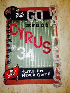 Football Homecoming Locker Poster Football Locker Signs, Football Banner, Football Crafts, Football Cheer, Football Boys, Football Stuff, Football Boyfriend, Varsity Cheer, Bears Football