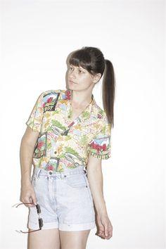 * NEW ARRIVALS* Bathurst 2 Bega Mambo Shirt  http://opshoppers.com.au  #vintage #thriftshop #ootd #hipster #bangs