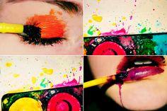 crazy paint..
