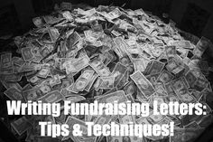Some brilliant tips and techniques for writing compelling fundraising letters! Read about them here...  www.rewarding-fundraising-ideas.com/fundraising-letter.html  (Photo by Nick Ares / Flickr)