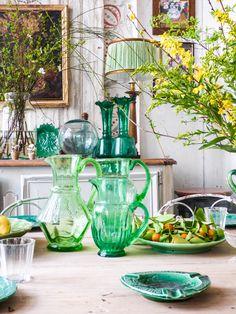 A springtime setting by Enrica Stabile Solamente Giovedì - Milano http://solamentegiovedi.com/