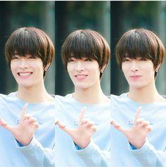 Yuta, pq seu sorriso é tão perfeito???