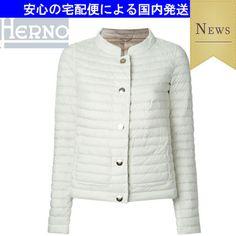 15SS☆軽量リバーシブル ダウンジャケット☆HERNO ヘルノ