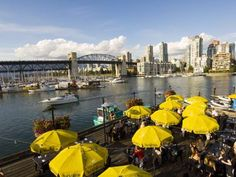 <p> It's a common Pacific Northwest pilgrimage: to pack up the car and drive to Vancouver in pursuit... - Provided by Conde Nast Traveler
