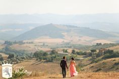 Engagement session in Tuscany - Chianti Hills, Italy