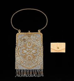 French evening purse, 1st quarter 20th century