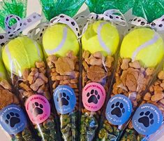 Personalised Dog Birthday Treat Cone Doggy treat cones for that special dog in your life. Wow your party Dog First Birthday, Puppy Birthday Parties, Puppy Party, Animal Birthday, Dog Birthday Gift, Dog Parties, Birthday Treats For Dogs, Party For Dogs, Dog Birthday Presents