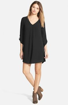 Lush 'Karly' Shift Dress available at #Nordstrom