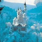 Neuschwanstein Castle – Germany