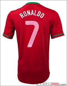 Nike Portugal Cristiano Ronaldo Home Jersey 2012-2013...$98.99