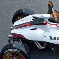 2x4 Concept from Honda More driving A to B