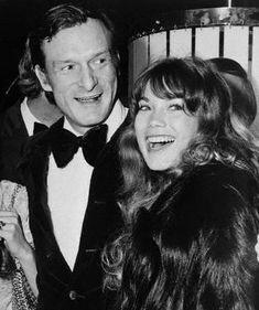 Hugh Hefner and Barbie Benton