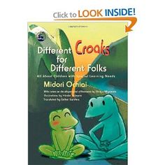 Great informative kids books about special needs