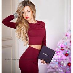 Костюм юбка карандаш и топ купить в Украине. 569 грн. Индивидуальный пошив! #grogroshop