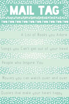 more great ideas about what to write about in that REAL letter you should write to your (sister, mother, friend, ...) paperedthoughts - Mail Tag