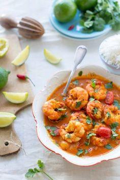 Weigh-Less Prawn Curry